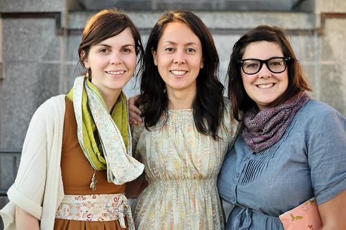 Katherine, Karyn & Amanda