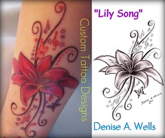 Lily Song Tattoo Design by Denise A. Wells (Denise A. Wells) Tags: blackandwhite tattoo pencil sketch artwork colorful artist heart drawing girly tattoodesign tattooflash starstattoo flowertattoo hearttattoo butterflytattoo lovetattoo girlytattoos tigerlilytattoo tattoophotos beautifultattoo lilytattoo tattooimages tattooimage tattoophoto tattoopicture tattoosforgirls tattoodesignsforwomen prettytattoo lilypencildrawing deniseawells creativetattoos customtattoodesign uniquetattoodesigns prettytattoodesigns girlytattoodesigns prettytattoodesign musicalnotestattoo eleganttattoodesigns prettymusicalnotetattoos femininetattoodesigns tattoolinework cooltattoodesigns lilytattoodesign girlytattooideas prettylilytattoo realisticlilypencildrawing bestgirlytattoos colorfullilytattoo brightlilytattoo uniquemusicalnotetattoos beautifullilytattoos femininelilytattoo