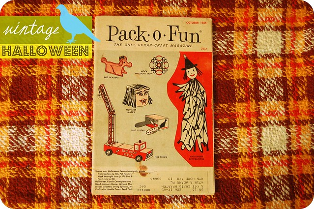 Pack O fun: October 1965.