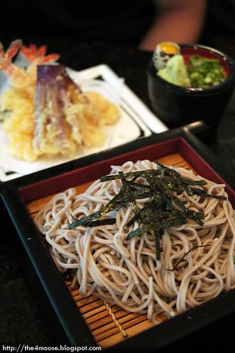 Fuji Restaurant - Soba and Tempura