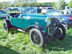263 Alvis 12/50.(1923-32) (robertknight16) Tags: 1920s 1930s british alvis