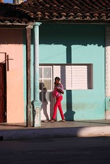 Morn, Cuban street colours (blauepics) Tags: street city travel light people woman house building architecture lady america island licht mujer reisen republic colours leute strasse country cuba colonial nation central style haus ciudad republik colores menschen communist spanish stadt latin land architektur estilo caribbean frau cuban amerika morn schatten americas contrasts gebude humans kuba farben the karibik kolonial stil kontraste lateinamerika spanischer mittelamerika kubanische