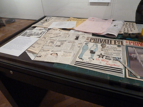 Private Eye production2 V&A