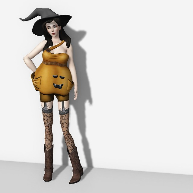 Subscribo Gift Pumpkin Dress