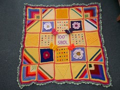 Thanks to everyone that has sent in Squares for this very special Blanket. Please 'add note' if you see your Square!
