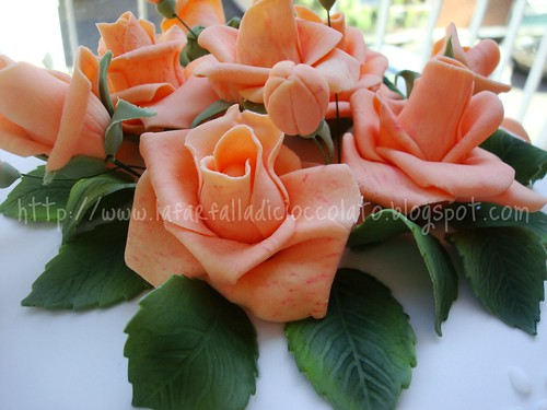 Torta Rose Cameo 6