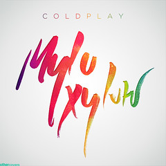 Coldplay - Mylo Xyloto (Trash Magic) Tags: friends death la is waterfall all every vida his teardrop viva mylo parachutes xyloto coldaply