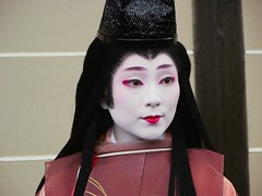 Ichiteru (Rishasoul) Tags: japan kyoto maiko geiko gion jidaimatsuri jidai ichiteru