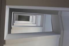 upstairs (Le fabuleux destin d'Amlie Poulain) Tags: stairs canon eos stair treppe escalera magdeburg staircase staircases escaleras stairwaytoheaven treppen sachsenanhalt 550d treppenauge astairwaytoheaven