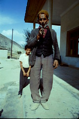 father and son in Iran