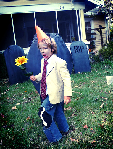 Plants Vs Zombies - Conehead Zombie costume