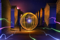 I Have a Super Power (Ben Heine) Tags: uk longexposure blue light england orange lightpainting abstract art lamp colors girl silhouette contrast stars photography death sussex vanishingpoint seaside scary model colorful experimental photographer play magic fear ghost perspective creative experiment surreal orb bleu digitalpainting study hut ciel experience saturation photoediting laser nightmare hastings orbe universe discovery symphony aura collaboration inaction ether fantme cabane toiles dcouverte afterlife junkies superpower skt postprocessing startrail stoff fallingstar auroreborale lightsources startrack shadom petersquinn benheine christopheallirot borealisaurora saintleonardsonsea carolinemadison