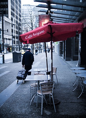 Caffe Artigiano (Evan Kemper) Tags: street vancouver olympus panasonic 20mm ep1 f17