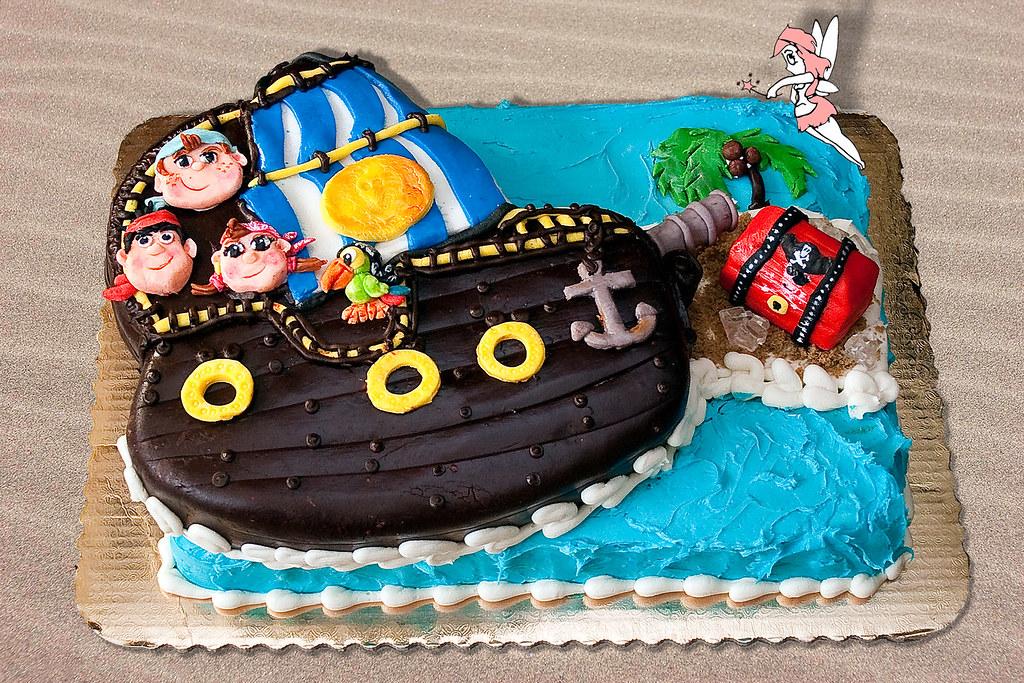 Fuji Bakery Birthday Cake