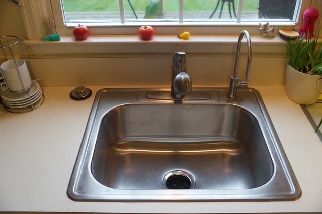 The aniversary sink