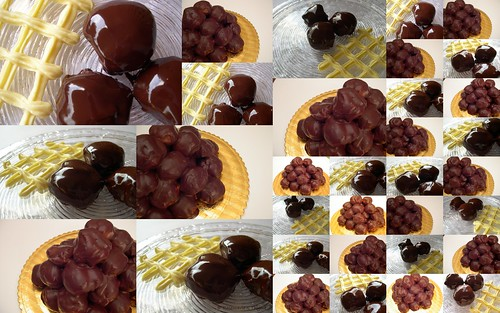 profiteroles_collage