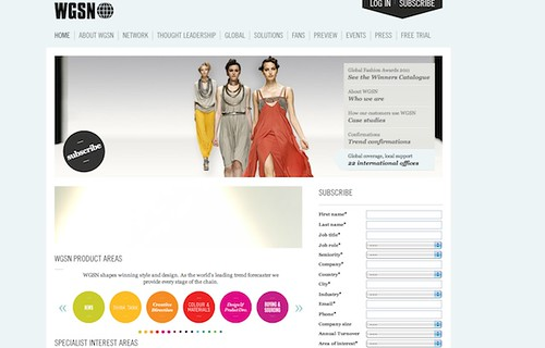 7 Fashion Forecasting Websites You Should Know