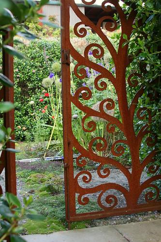 secret garden doors