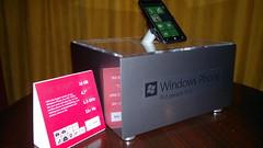 HTC Titan at #wpgdgt