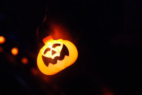 353: Halloween lights