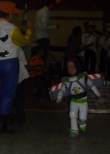 Disfraz de Buzz LightYear, Toy story original hecho en casa