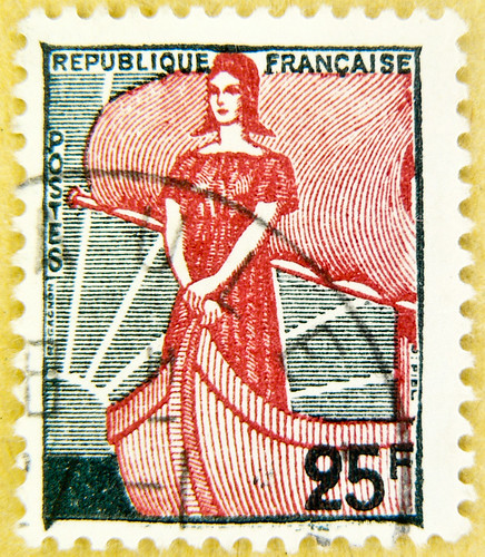 stamp France 25 F Marianne postage postes timbre Francaise selo sello francobolli Briefmarken Frankreich porto timbres Republique Francaise selos sello France bollo francobolli Francia marka mapka stamp France 25 F postage postes timbre Francaise selo sel