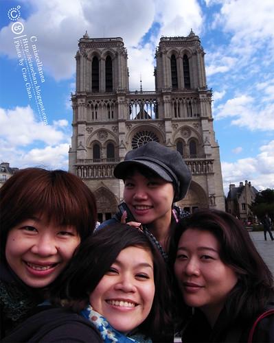 Bonjour Paris~ 巴黎右岸小碎步→龐畢度、西堤島、聖母大教堂、聖路易島R1041355