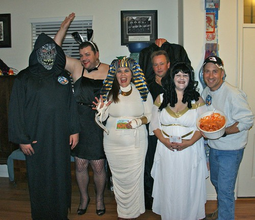 Scariest, Funniest, Sexiest, Beast of Show and Best Potluck 2011 by LauraMoncur from Flickr