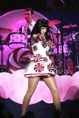 Katy Perry at Manchester Arena