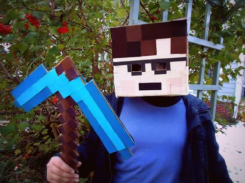 Adam's Minecraft skin
