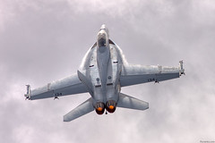 F/A-18 in action (Rovenko Photography) Tags: plane fighter military jet melbourne airshow airforce avalon fa18