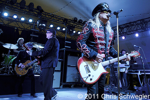 Cheap Trick - 10-30-11 - Voodoo Festival, City Park, New Orleans, LA