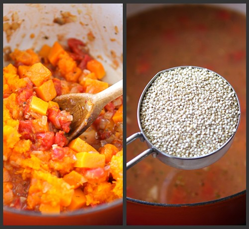 Butternut Quinoa Collage 2