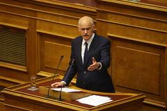 Ομιλία στη συζήτηση και ψηφοφορία επί της προτάσεως του Πρωθυπουργού για παροχή ψήφου εμπιστοσύνης στην Κυβέρνηση