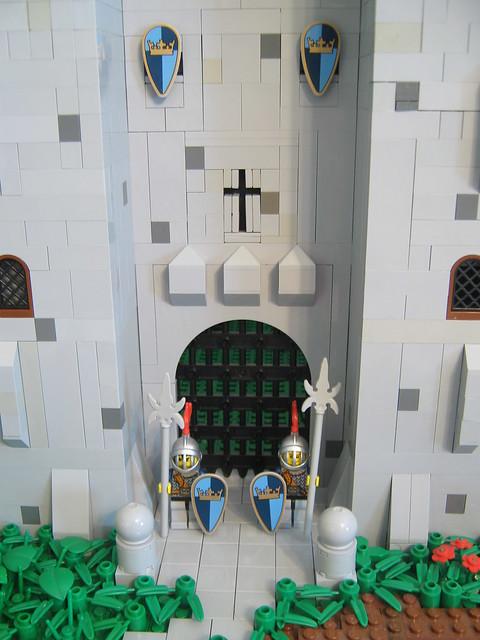Dawn Armour Castle