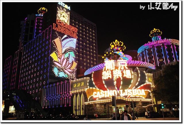澳門夜景照片IMG_7939