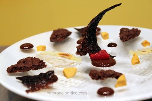 dessert in sospensione