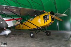 G-PIET - PFA 047-12267 - Private - Pietenpol Air Camper  Panshanger - 110522 - Steven Gray - IMG_4028