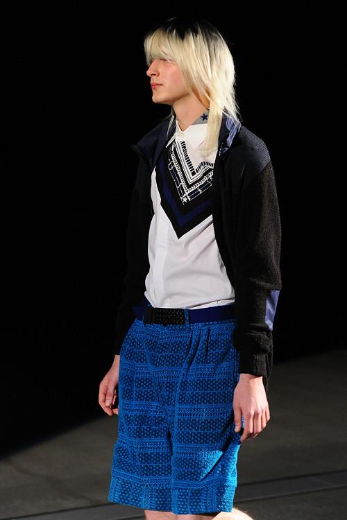 Jesper Larsson3015_SS12 Tokyo yoshio kubo(Fashion Press)