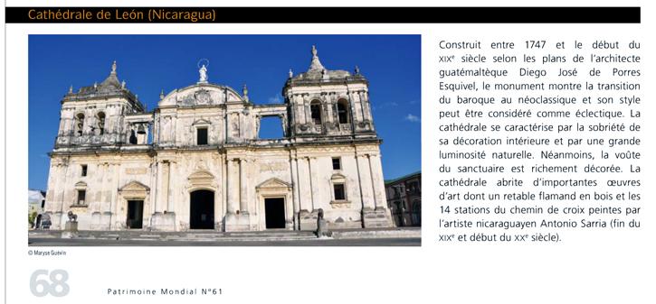 Photos dans le magasine Unesco