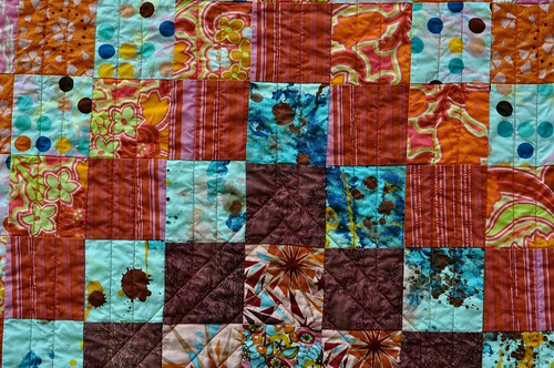 Quilting detail 1