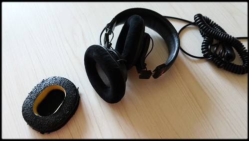 Headphone-Pads