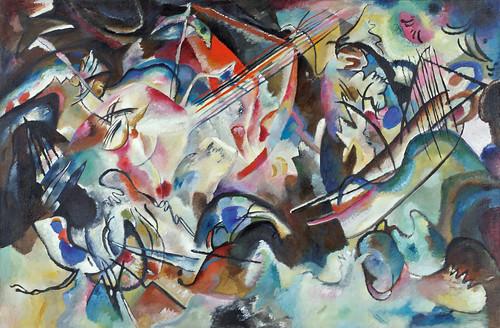 11. Composición VI, Kandinsky