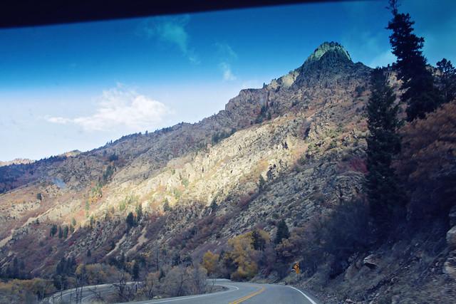 Salt Lake City canyon 7