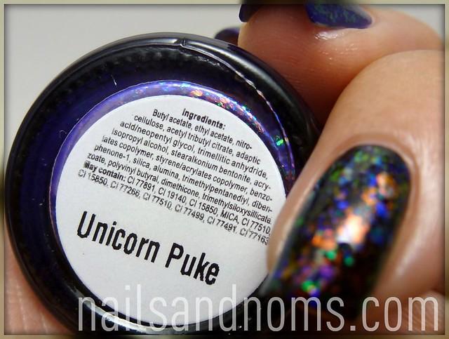 Unicorn Puke/Clairvoyant