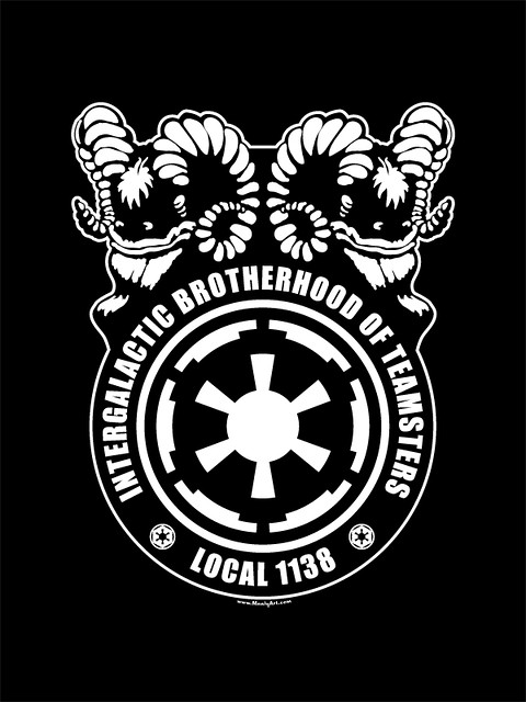 Intergalactic Brotherhood of Teamsters