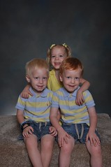 11-kdtgov2 118 (drjeeeol) Tags: pictures school brothers sister katie siblings charlie will multiples daycare triplets toddlers schoolpictures 2011 36monthsold