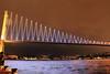 Boğaz Köprüsü / Bosphorus Bridge (tugcekancali) Tags: sea sky night turkey türkiye istanbul deniz gece turkei beşiktaş ortaköy boğazköprüsü bosphorusbridge eos500d canoneos500d eoskissx3 rebelt1i kissx3 canonrebelt1i eosrebelt1i