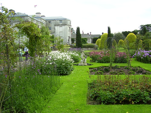 Shugborough Hall - gardens