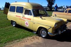 1960 Ford Zephyr Mk II ambulance (sv1ambo) Tags: new orange ford wales district board south transport ambulance ii zephyr nsw service mk 1960 molong wgsmith